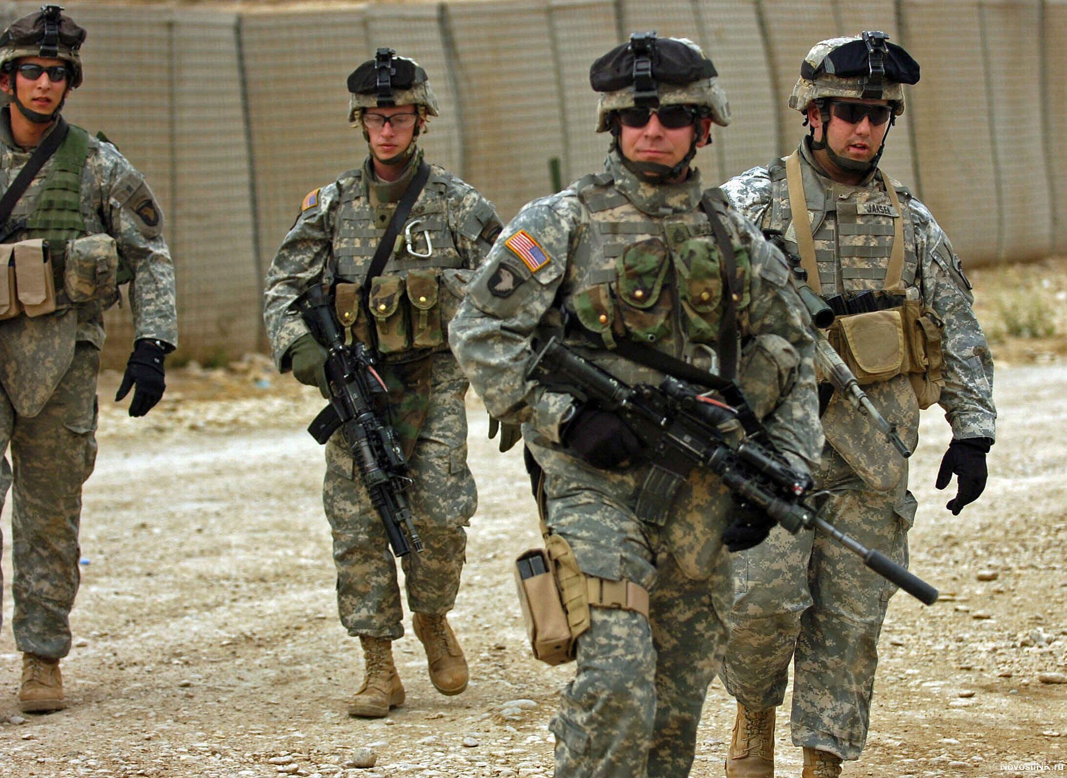 Американские войска Abrams прибыли в Румынию