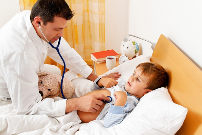 Внимание! На Львовщину надвигается опасная инфекция. Жертвами становятся прежде всего дети