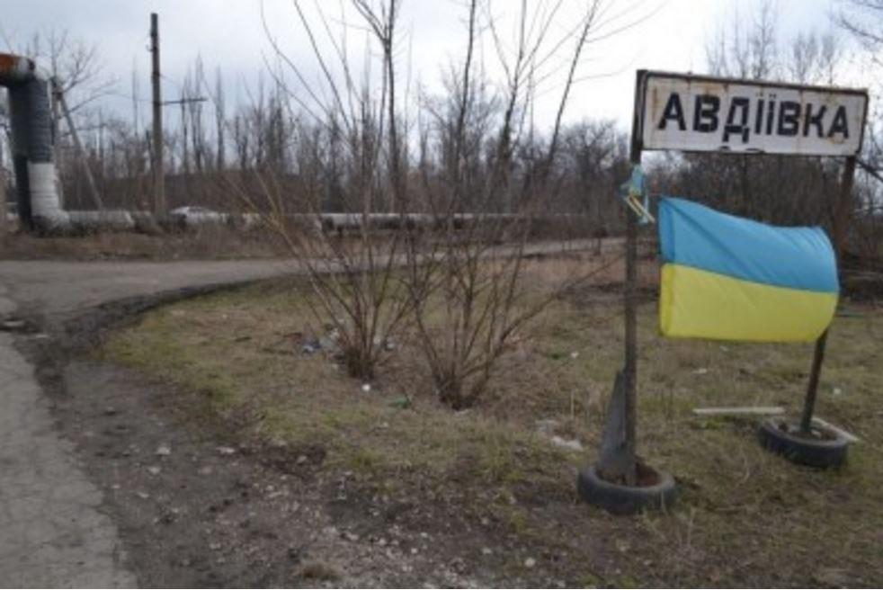 Боевики бьют по Авдеевке из танка: есть раненые среди украинских воинов