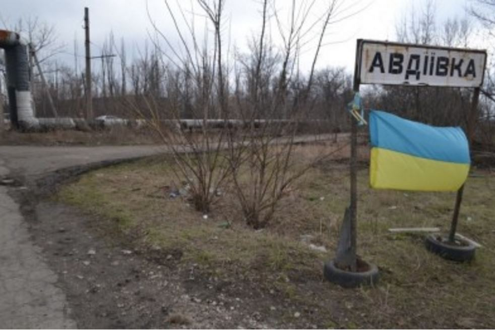Страшные реалии АТО: появились жуткие фото разбомбленной Авдеевки