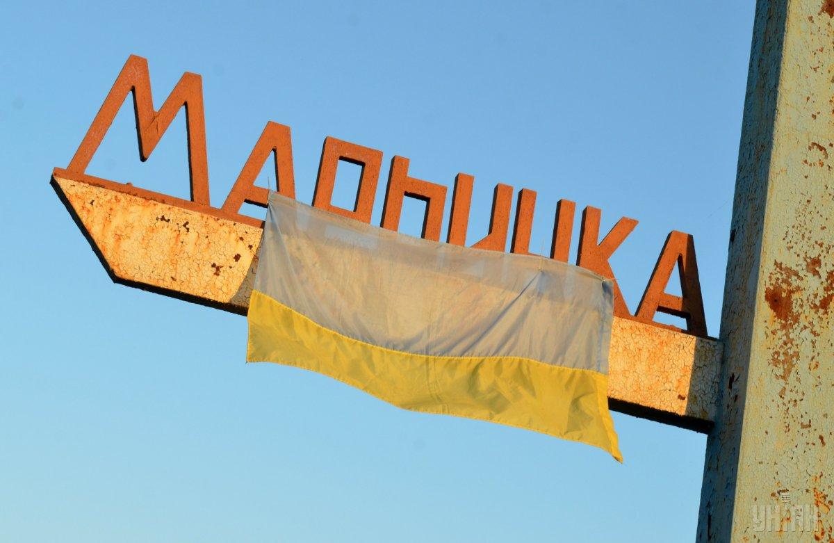 Контрольный пост «Марьинка» снова обстреляли