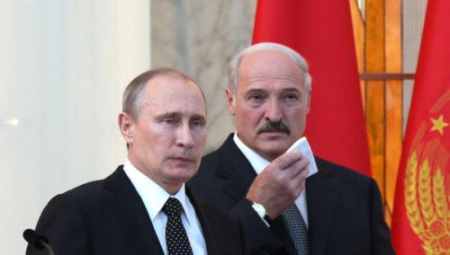Путин пообещал переворот в Белоруссии