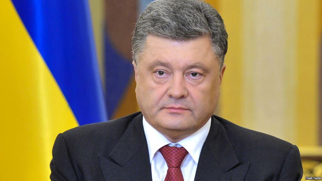 Порошенко: Мир должен быть активнее в вопросе давления на Россию