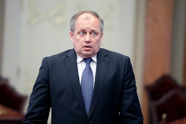ГПУ допросила главу Верховного Суда Ярослава Романюка