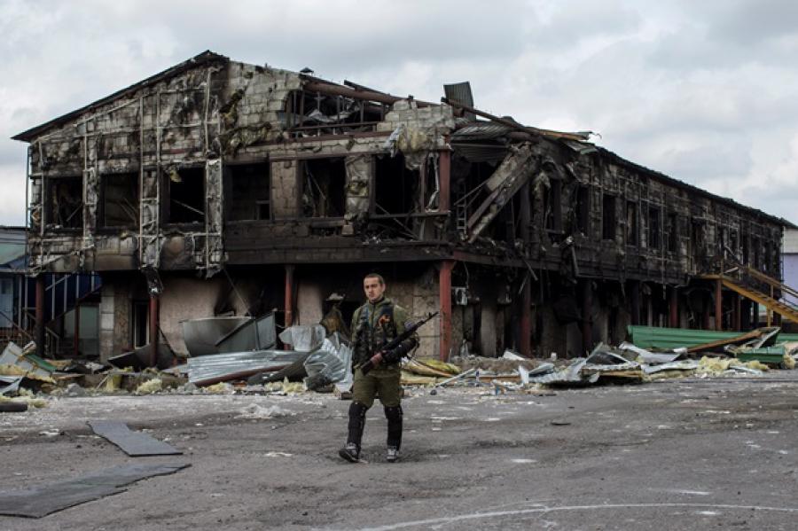 В Донецке объявлена боевая тревога, — волонтер