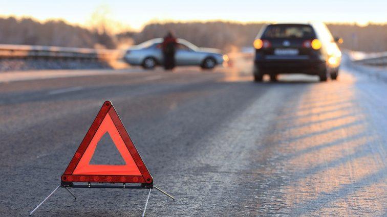 В Виннице в результате столкновения двух легковушек пострадала 61-летняя женщина
