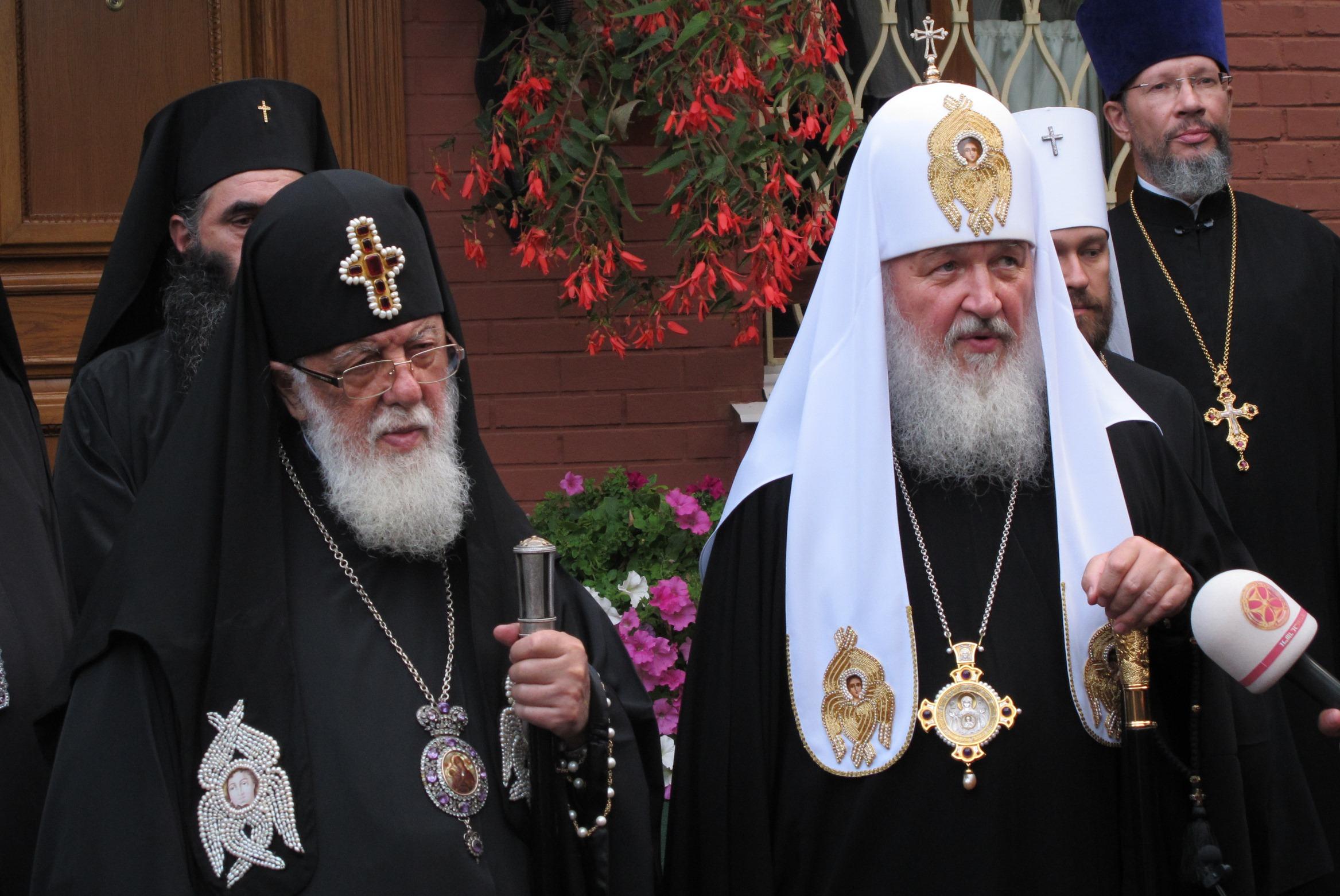 Cвященника задержали при попытке отравить патриарха