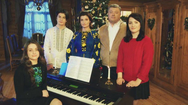 Украинцы в шоке! Вот как живут дети Порошенко в Англии