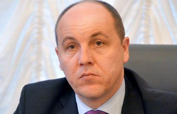 Парубий заявляет, что не имеет полномочий считать членов коалиции
