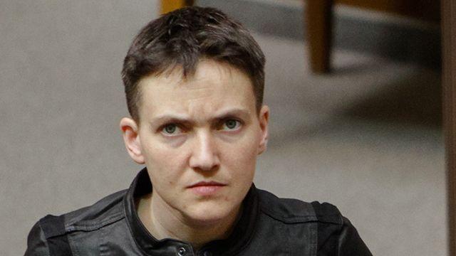 Савченко подстрекает военных идти с Донбасса на Киев свергать власть – Рычкова