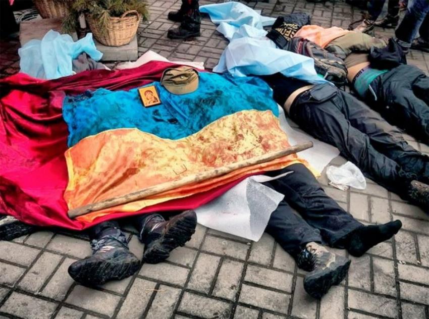 Украина помнит: сегодня третья годовщина расстрелов на Майдане