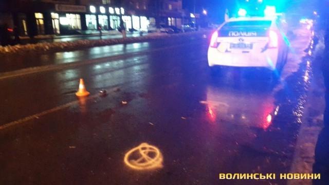 Аж мурашки по коже: В Киеве сбили семью с маленьким ребенком