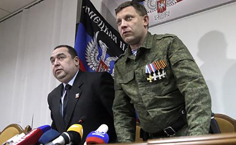 СМИ: Россия согласна заменить Захарченко и Плотницкого и вывела войска из ОРДЛО