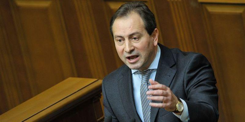 Николай Томенко: Конституция запретила Парубию сказать правду о коалиции ?!
