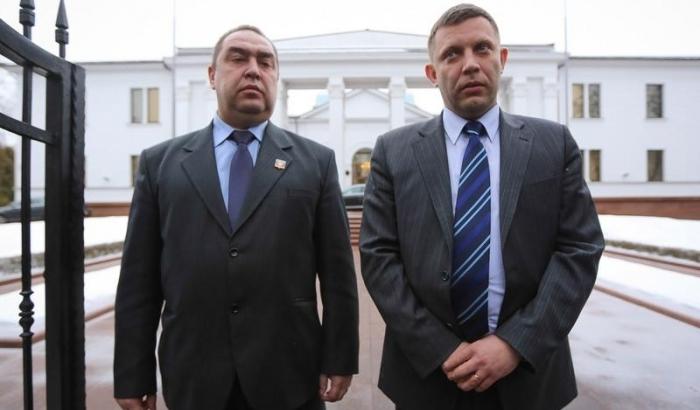 Просто шок! Захарченко и Плотницкий сделали экстренное совместное заявление-ультиматум