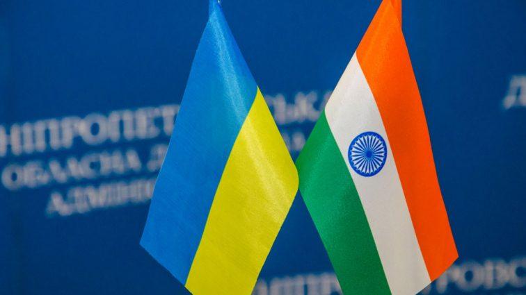 Индия планирует увеличить торговлю с Украиной на треть
