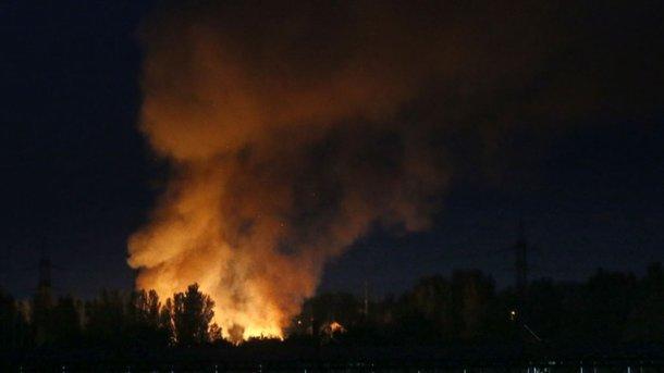СРОЧНО! В Донецке творится что-то ужасное! Земля содрогается от мощных залпов артиллерии
