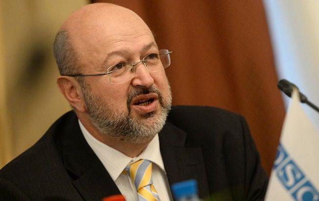 В ОБСЕ жестко ответили на признание Россией паспортов «ЛНР» и «ДНР»