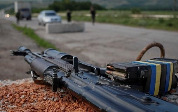 Штаб АТО: ВСУ обнаружили снайперскую группу боевиков, одного ликвидировали
