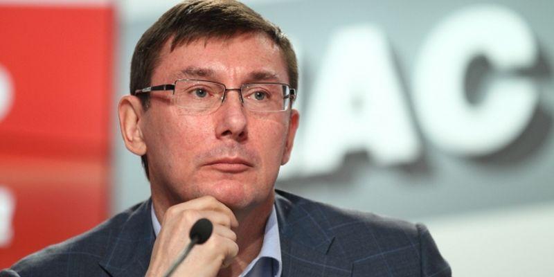 К такому никто не был готов: Луценко рассказал, что нашли в кармане убийцы Вороненкова