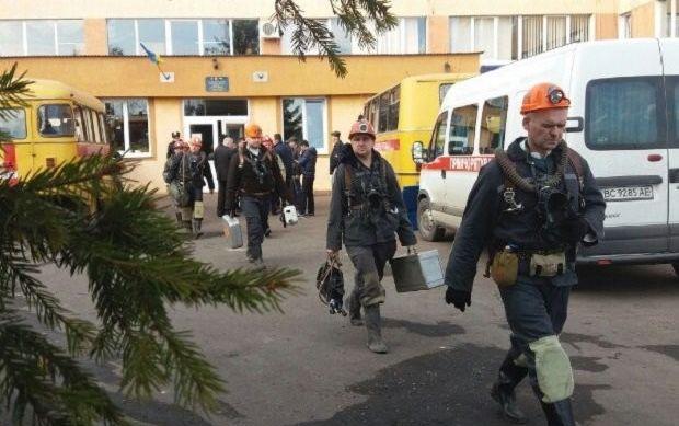 Врачи сообщают о состоянии горняков, пострадавших на шахте Степная