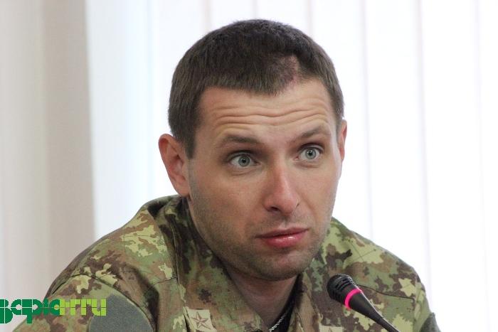 Вот это выдал: Парасюк резко ответил на обвинения Порошенко