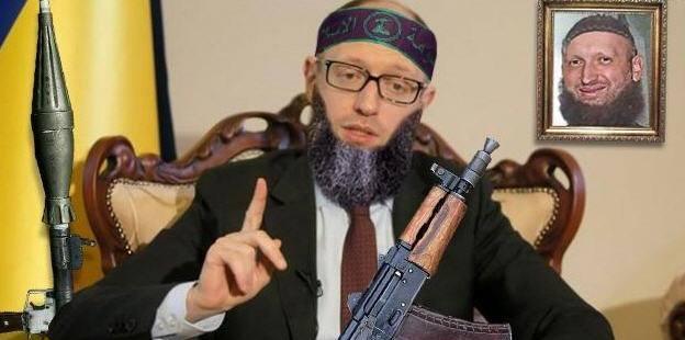 Российский суд приказал арестовать Яценюка за «убийство в Чечне»