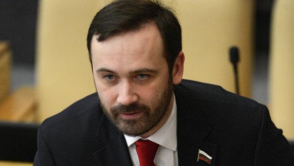 СЕНСАЦИЯ: Пономарев назвал имя заказчика убийства Вороненкова