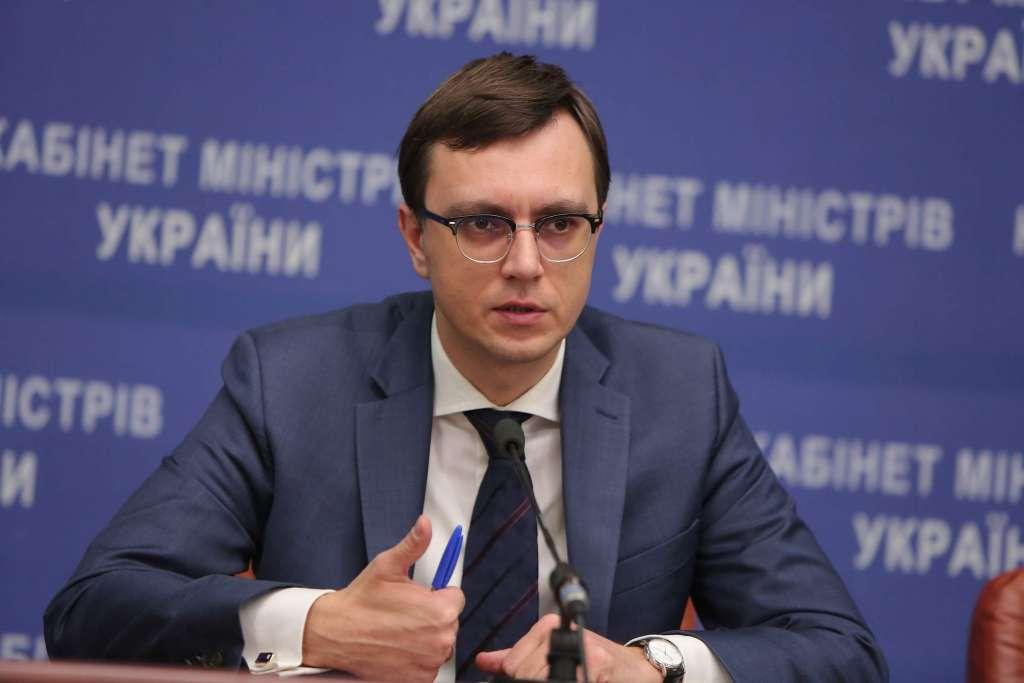 Министра инфраструктуры Владимира Емельяна не отпустили в США