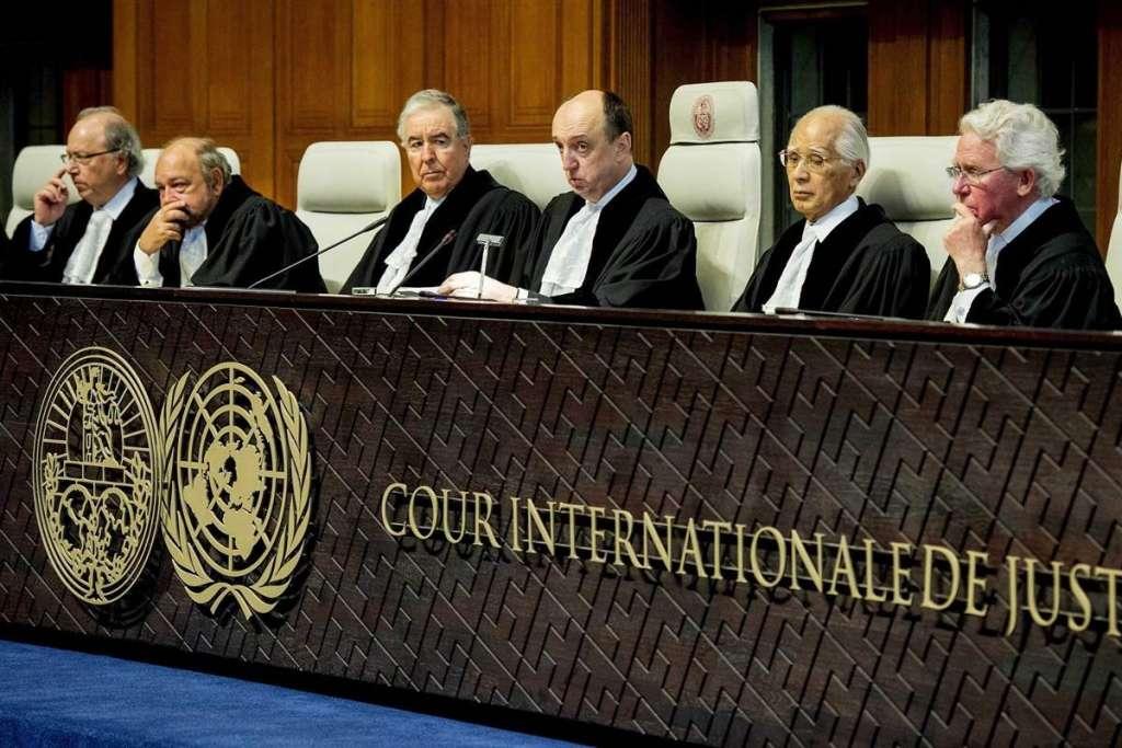 Чем завершился в Гааге первый день слушаний в суде по иску Украины к РФ