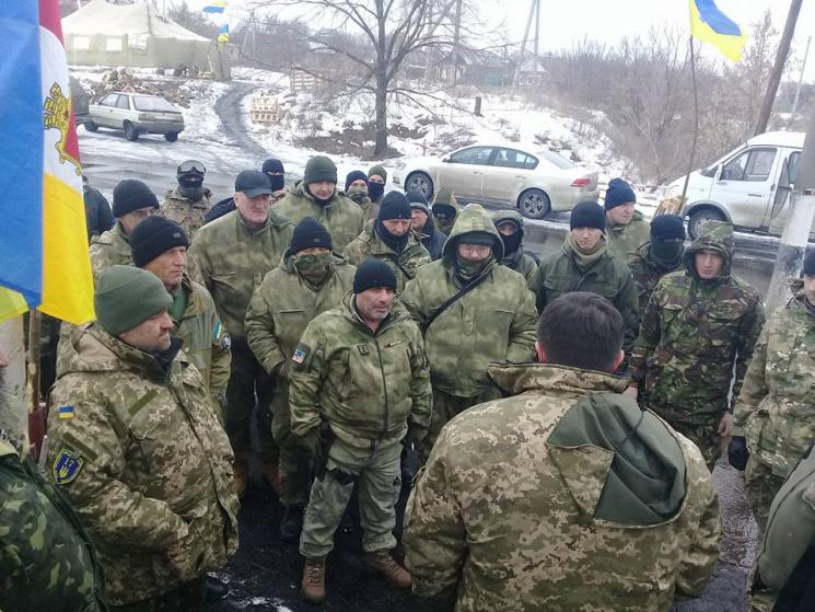 СРОЧНО! На Редуте «16 добровольческого батальона» в Кривом Торце начался штурм
