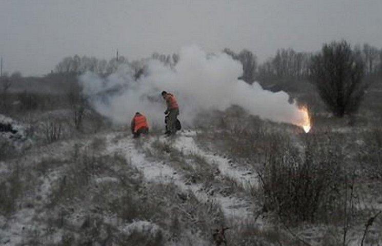В Донецке двое мужчин и женщина подорвались, разбирая заряд РПГ