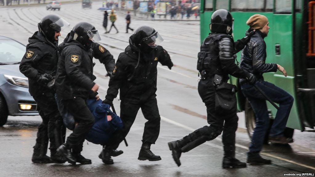 «Внимание к событиям в Беларуси»: Украинские правозащитники призвали обратить внимание Европы