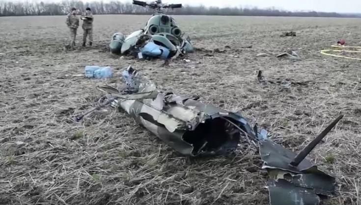 Вечная память воинам!: названы имена всех офицеров, которые вчера погибли в жуткой аварии вертолета