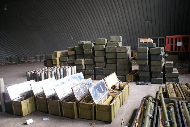 Гранатометы, ПЗРК, гранаты: это и многое другое нашли в Запорожье (ВИДЕО, ФОТО)