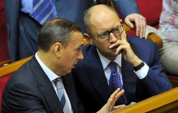 НАБУ проводит обыск у спонсора «Народного фронта» Мартыненко