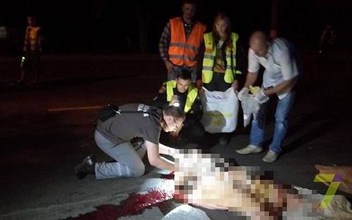 Жестокость поражает: водитель на Львовщине сбил парня и потащил его тело аж 12 километров