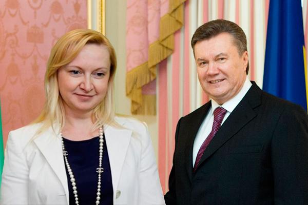 Бизнес любовницы Януковича: стало известно, кто стал руководителем в Киеве