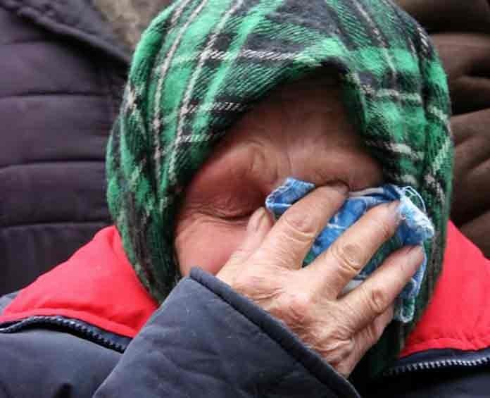 В голове не укладывается: на Львовщине мужчина едва не до смерти избил пенсионерку
