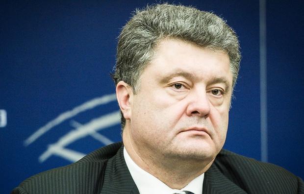 У Порошенко пожалели денег на залог для Насирова