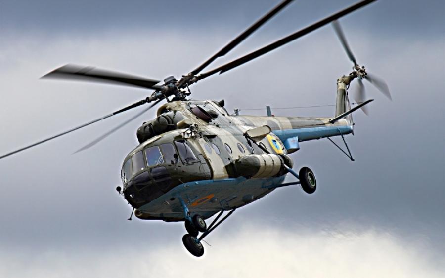 Ужасная катастрофа под Краматорском: появились жуткие кадры трагической смерти экипажа военного вертолета (ФОТО)