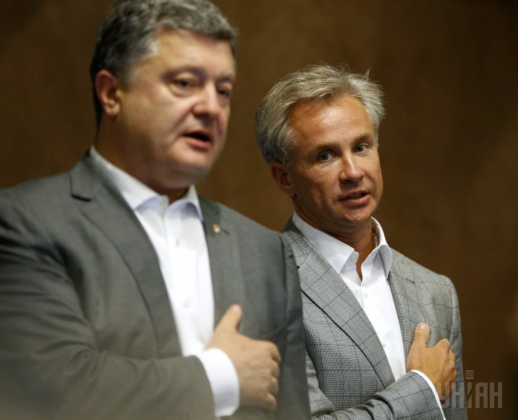 Дворцы «отдыхают»: журналисты впервые показали шикарные хоромы миллиардера-советника Порошенко (ВИДЕО)