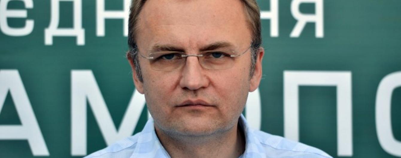 Шок: Садовый сделал ошеломляющее заявление относительно блокады на Донбассе после обвинений Авакова