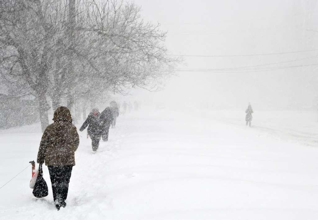Тепло? Нет, не слышали… Синоптики сообщили, когда наступит потепление в Украине