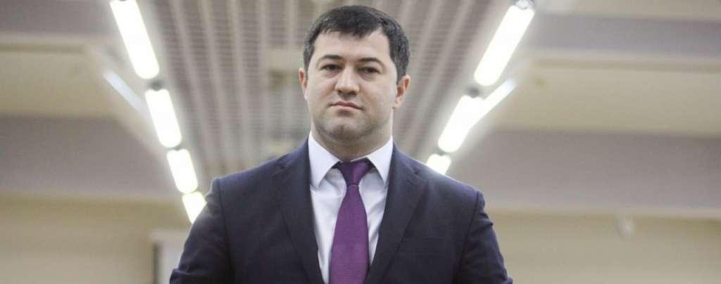 Насиров приехал на допрос в НАБУ и похвастался электронным браслетомм