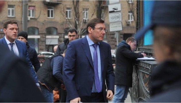 Задержите дыхание: Луценко рассказал шокирующие детали убийства депутата Вороненкова