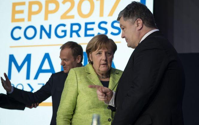 ВАЖНО!!! Наконец стали известны результаты переговоров Порошенко и Меркель
