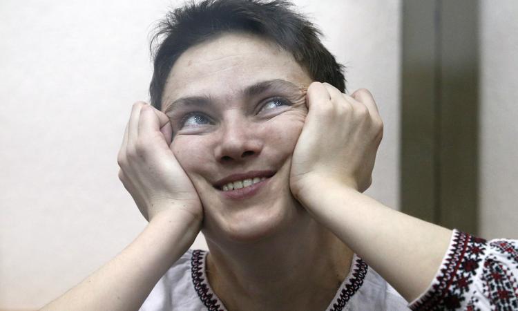 Сядьте, если стоите: советник Порошенко раскрыл всю правду о Савченко. Вы будете удивлены