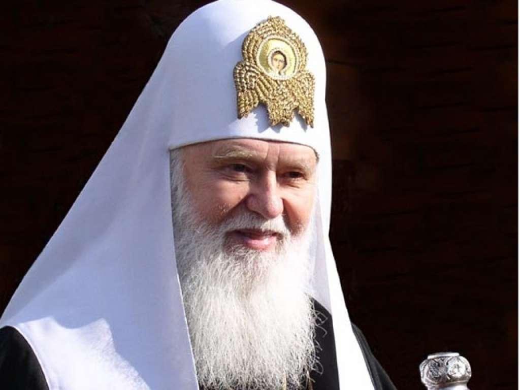Филарет в Раде раскритиковал позицию главы УПЦ МП и призвал к единству