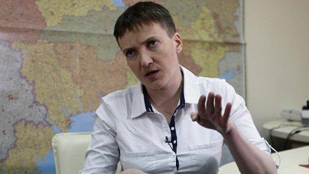 Вот уже загнула: Савченко ошеломила украинцев громким заявлением о Парасюке и Пашинском